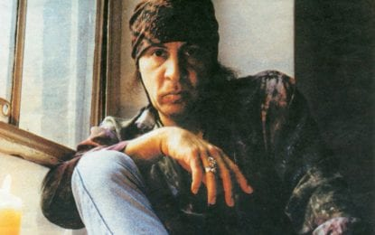 E Street Band's Steven Van Zandt takes his band (and lesson plans) to The Palace