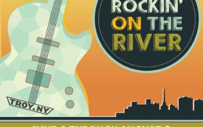 Super Doppler announced as third performer of 2018 Rockin' on the River