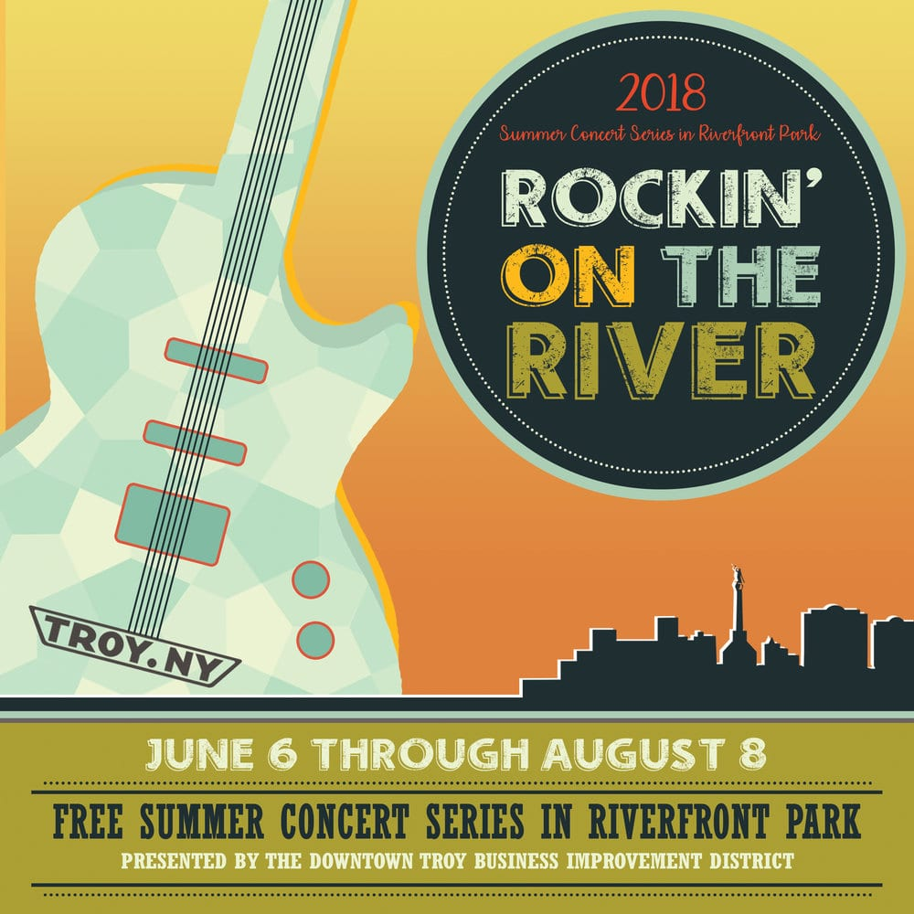 Skeeter Creek announced as second performer of 2018 Rockin' on the River
