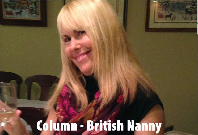 BRITISH NANNY: Communication is a right