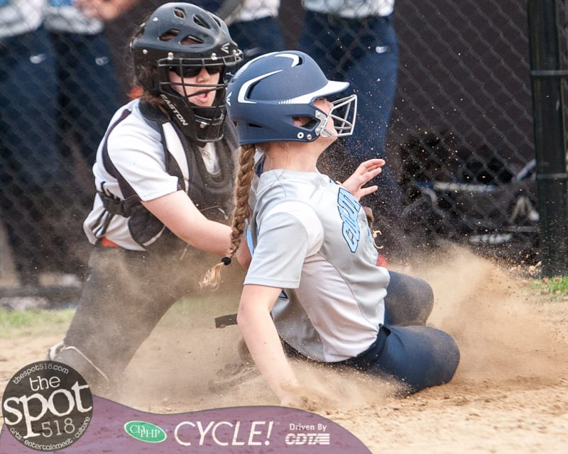SPOTTED: Bethlehem softball shut out by Columbia