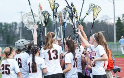SPOTTED: Bethlehem girls beat Saratoga 14-7 on Senior Night