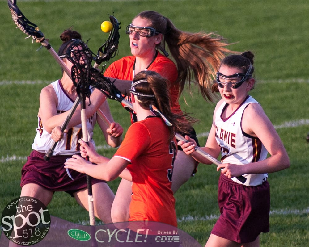 SPOTTED: Bethlehem girls lax shuts out Colonie