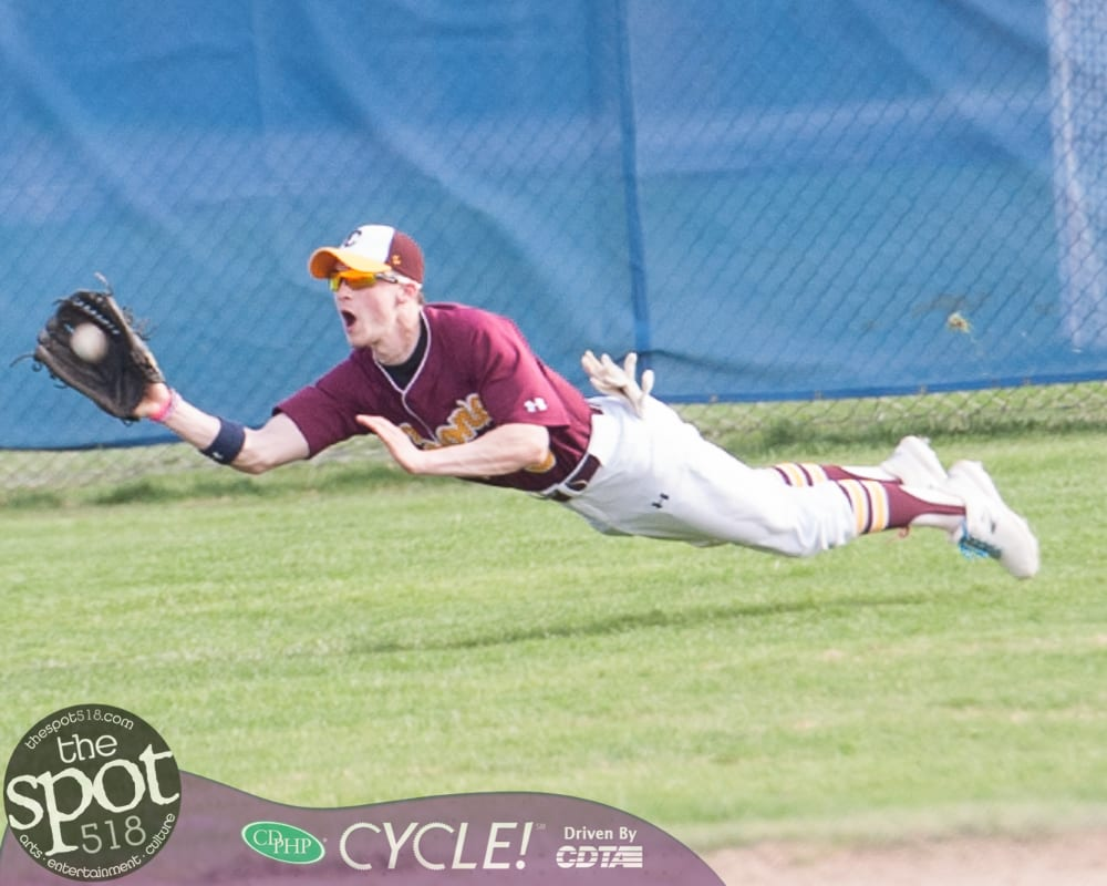 SPOTTED: Colonie scores four in the top of the eighth to beat Shaker