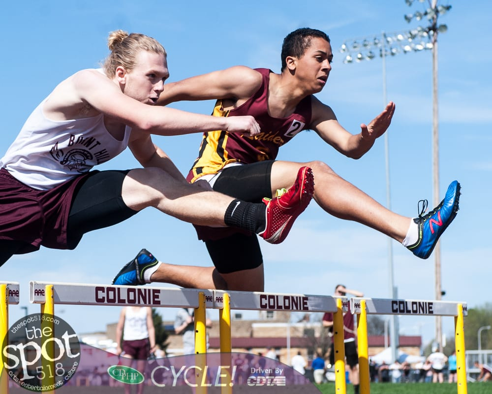 SPOTTED: The 53rd Colonie Relays track meet