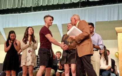 Colonie scholars get some dollars