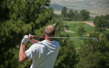HEALTH and FITNESS: Eight ways to improve your golf game