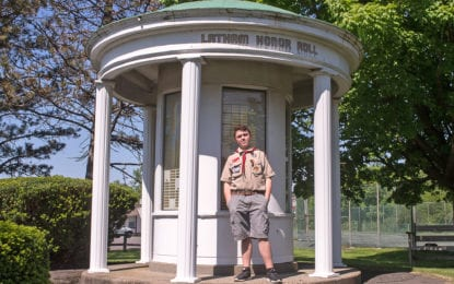 Latham Boy Scout needs your help