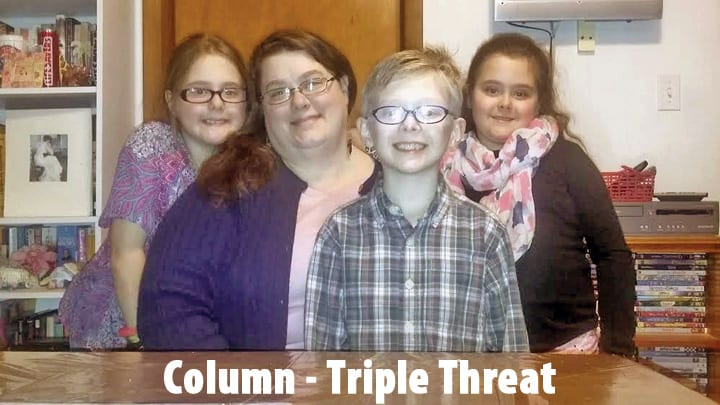 TRIPLE THREAT: May mitzvah mania