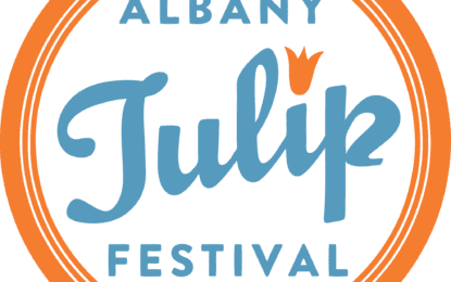 City of Albany: Open Tulip Festival volunteer orientation session tonight, May 9