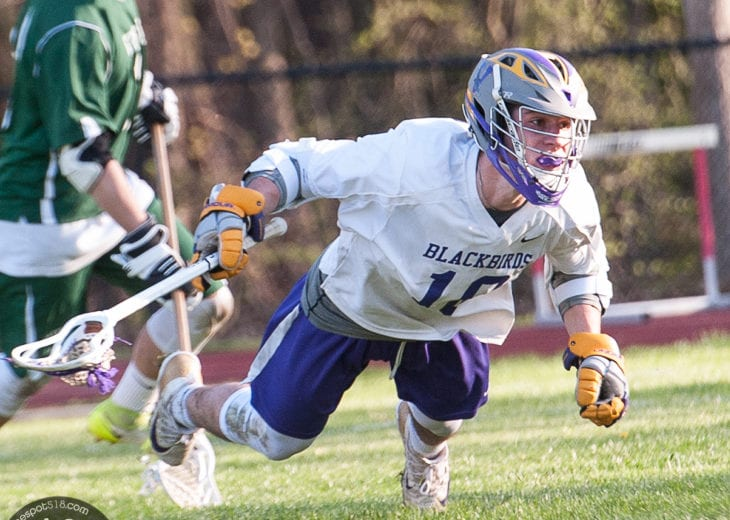 SPOTTED: Voorheesville drops a home game to Greenwich