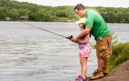 West Albany Rod and Gun Club Youth fishing Derby is more than about catching the big one