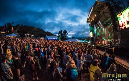 Mountain Jam is this week, and three of our own musical talents will be there