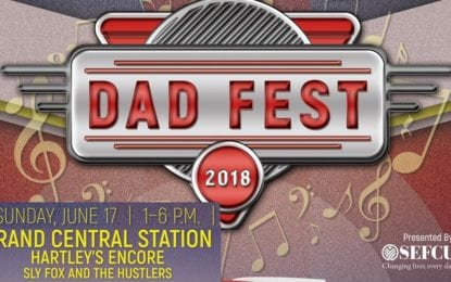 Dad Fest lineup announced