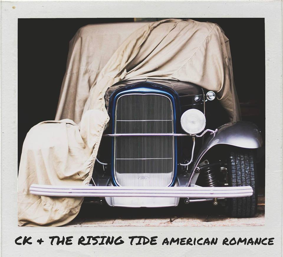PICK of the WEEK: C.K. and The Rising Tide is to hold an album release party for 'American Romance' at Savoy Taproom on Saturday