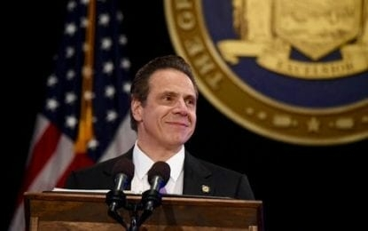 Poll has good news for Gov. Cuomo and Sen. Gillibrand; not bad news for Pres. Trump