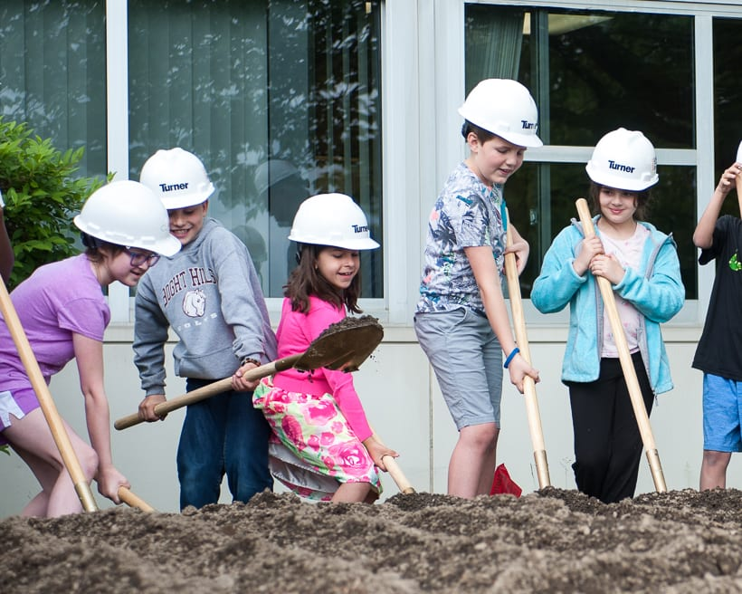 Ground is broken at North Colonie (with photo gallery)
