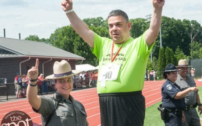 SPOTTED: The New York State Special Olympics Summer Games