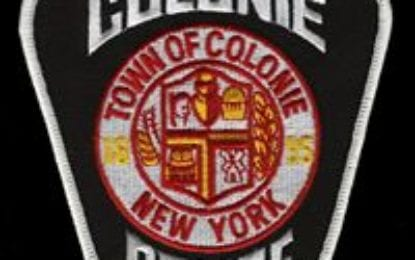 Colonie police are looking for officers