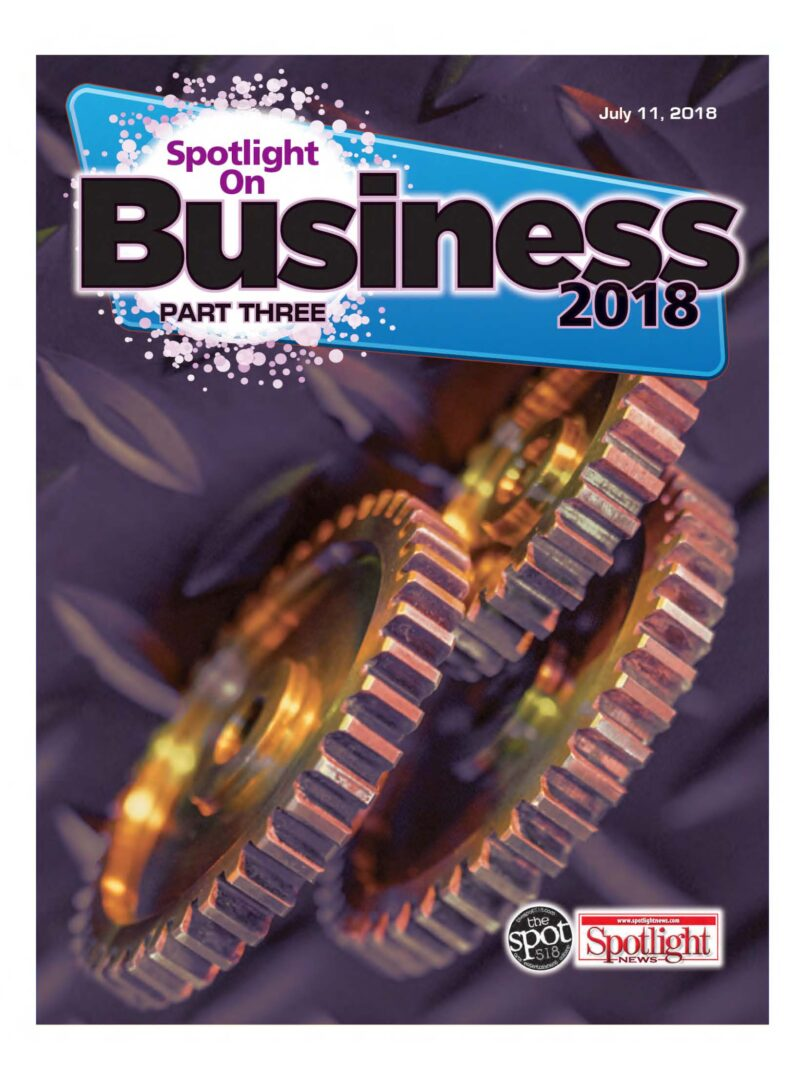 2018 July – Spotlight on Business – Flipbook