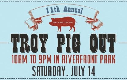 11th Annual Troy Pig Out scheduled for July 14