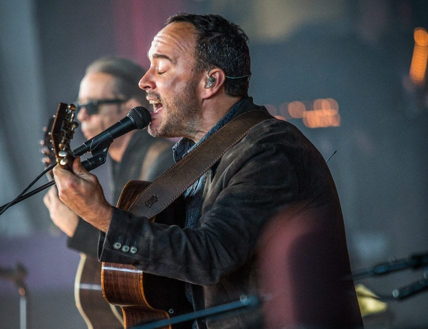 NIGHT and DAY: Dave Matthews Band and Troy Pig Out