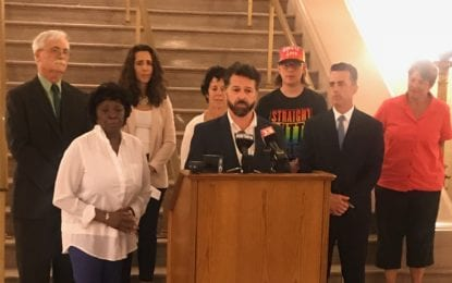 "Albany County bans ""conversion therapy"" for minors"