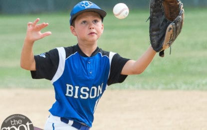 SPOTTED: North Colonie Blue beats North Colonie White in Cal Ripken tournament