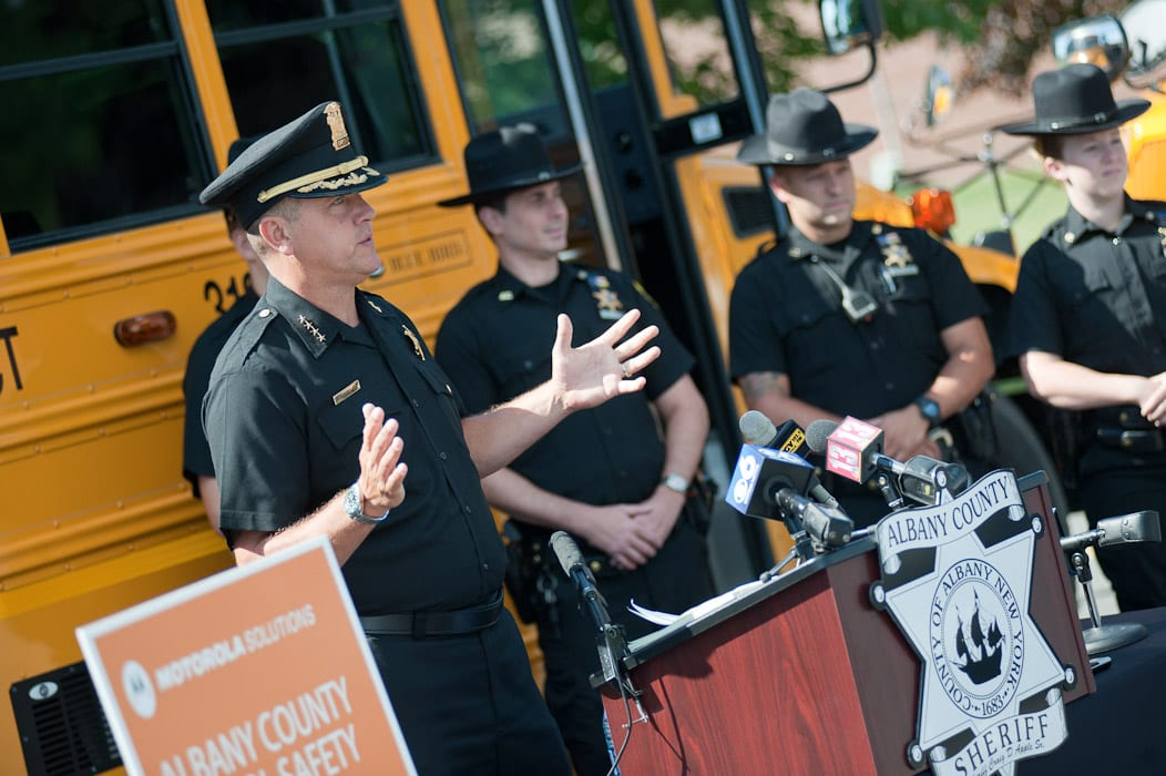 Albany County to ensure student safety through new communications initiative