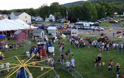 New Salem Fire Department hosts Punkintown Fair for the 76th time