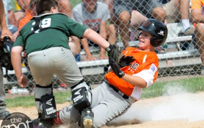 SPOTTED: Tri-Village loses to Longwood in state Little League tournament