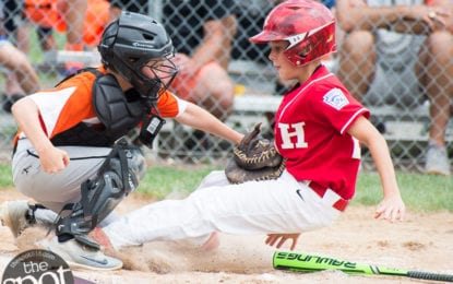 SPOTTED: Tri-Village Little League finishes second in state tournament