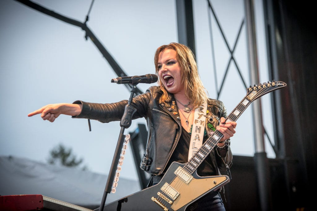 PICK of the WEEK: Lzzy Hale, Maria Brink will bring the heavy to Albany Capital Center