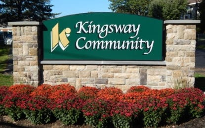 The tradition of caring continues at Kingsway
