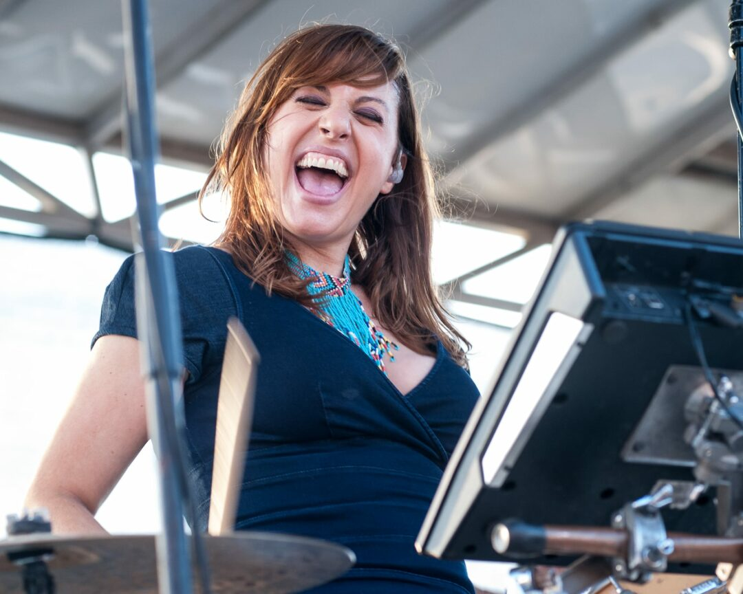 PICK of the WEEK: SIRSY's Melanie Krahmer is back at the drums and you can see the band on stage twice