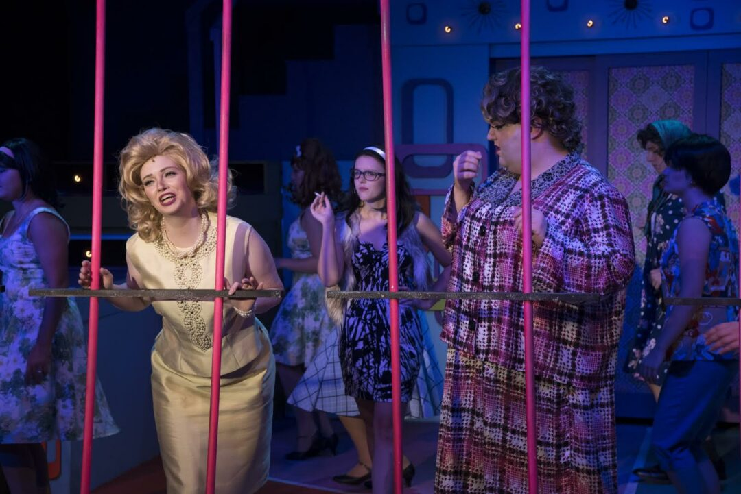 REVIEW: Message-driven, lively cast  brings 'Hairspray' to life