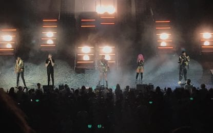 REVIEW: Pentatonix treated concertgoers to one incredible night