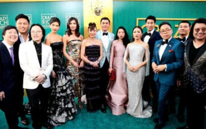 MOVIE REVIEW: 'Crazy Rich Asians' both thrills  and champions diversity in cinema