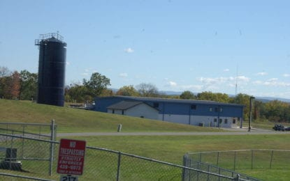 Bethlehem to upgrade Clapper Road Water Treatment Plant