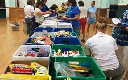 Bethlehem Senior Services Department helps students in need