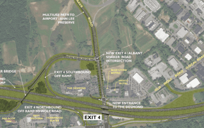 Airport, Northway getting a $92 million upgrade