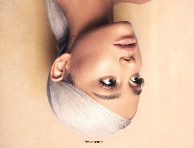 MUSIC REVIEW: 'Sweetener' – Ariana Grande's determined return
