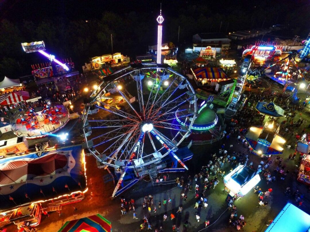 The Altamont Fair comes to town next week