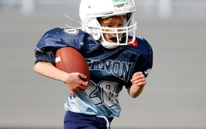 HEALTH and FITNESS: How to prevent sports injuries in young athletes