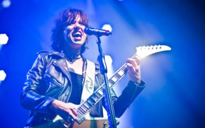 SPOTTED: Halestorm, In This Moment at Albany Capital Center