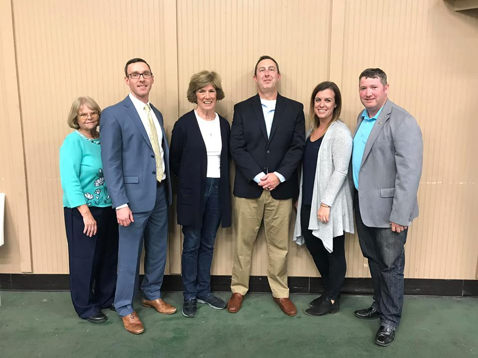 Colonie Dems elect new chair, officers