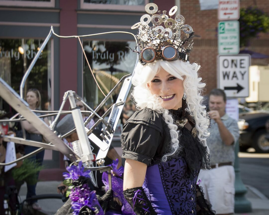 Annual Steampunk festival returns for fifth year
