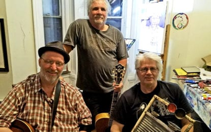CORRECTION: Tin Can Alley to play The Linda on Friday