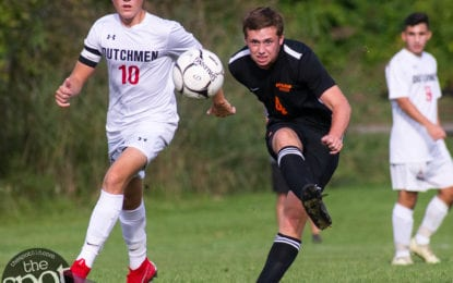 SPOTTED: Bethlehem boys soccer gets by Guilderland 2-1