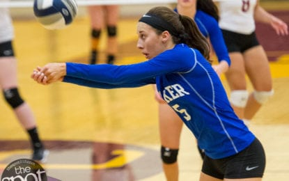 SPOTTED: Shaker girls volleyball team beats Colonie in five sets
